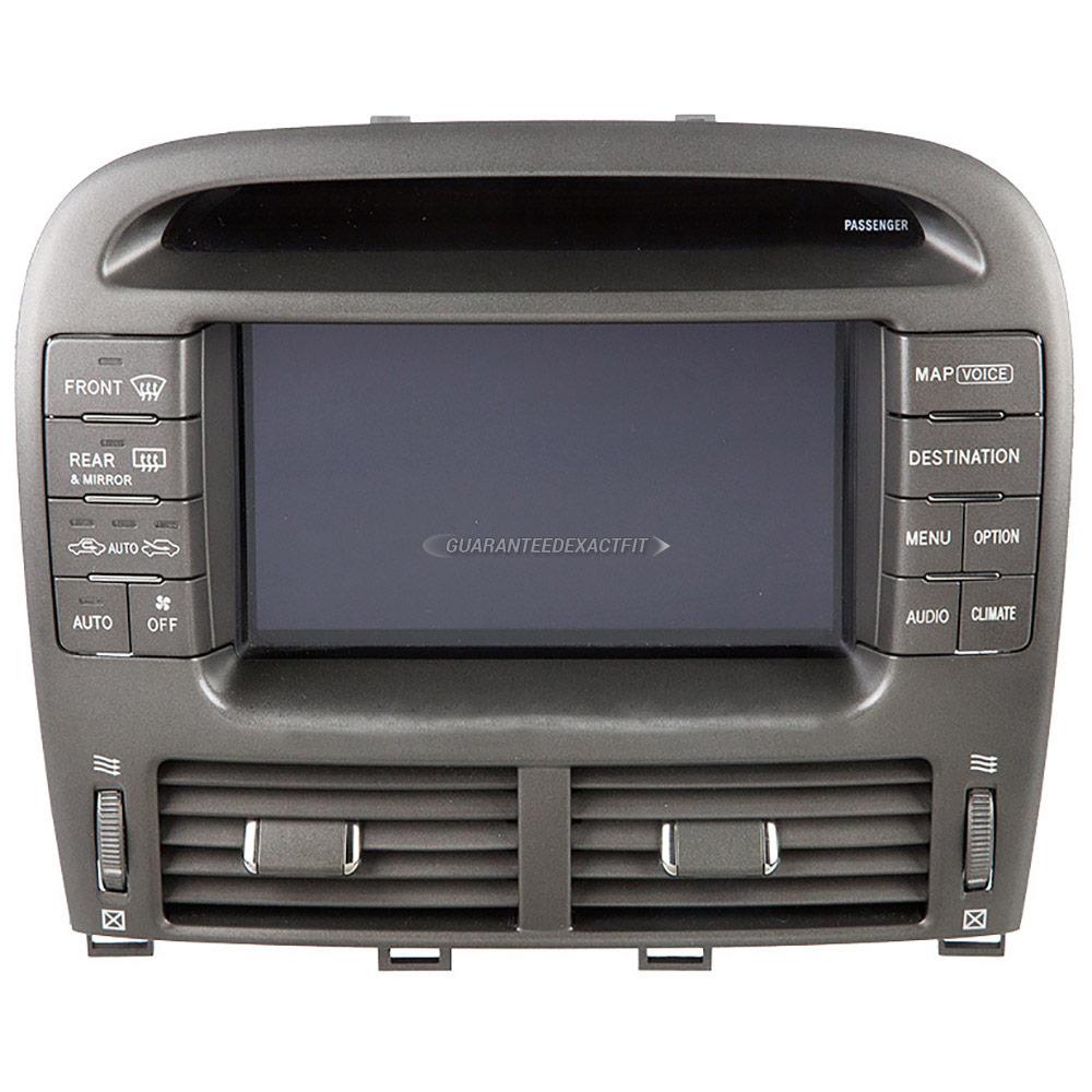 Lexus LS400 Navigation Unit