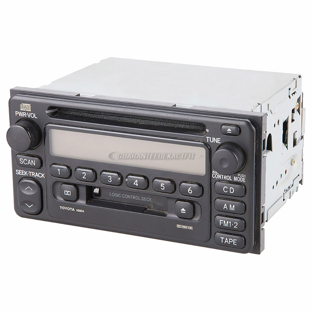 Radio or CD Player 18-40447 R