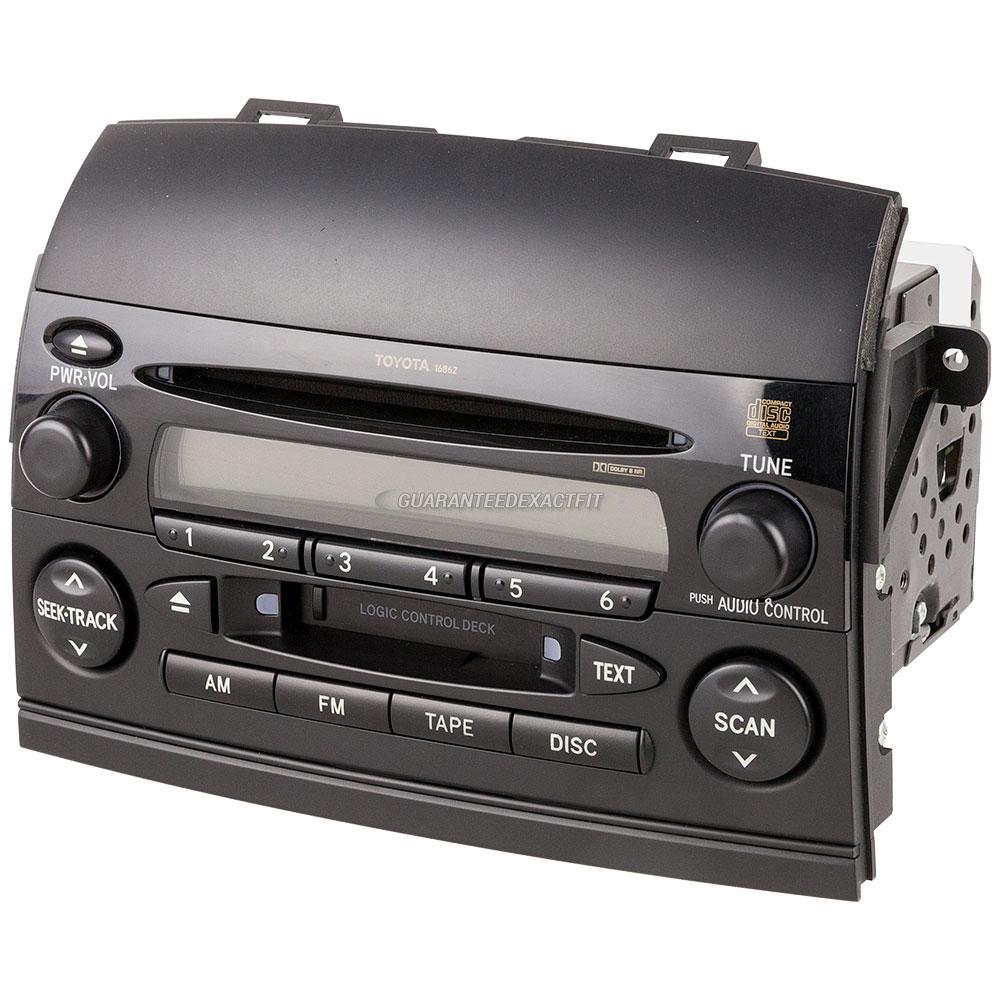 Toyota Sienna Radio or CD Player