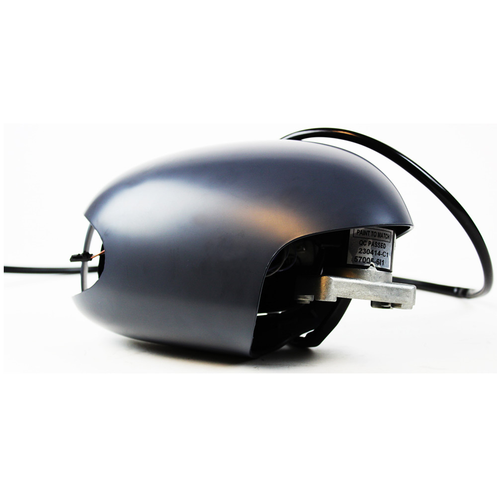 BuyAutoParts 14-12278MI Side View Mirror