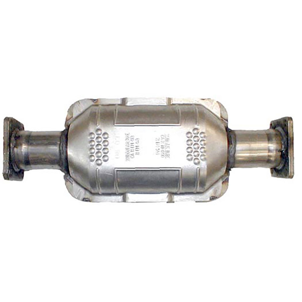 Isuzu Rodeo Catalytic Converter CARB Approved - OEM & Aftermarket