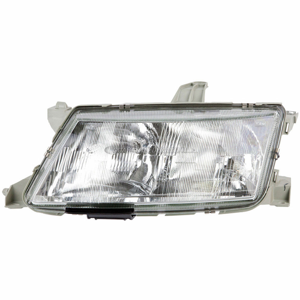 BuyAutoParts 16-80194V2 Headlight Assembly Pair