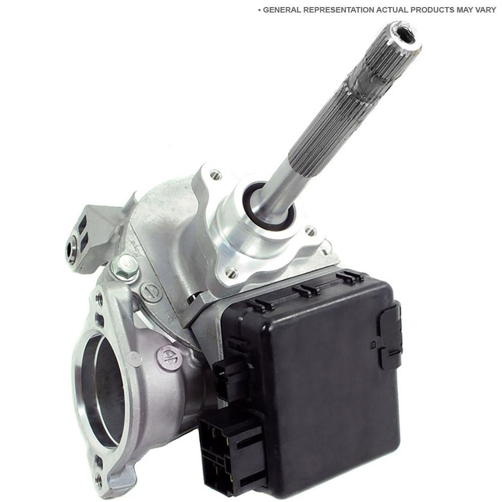 Chevrolet Equinox Power Steering Assist Motor