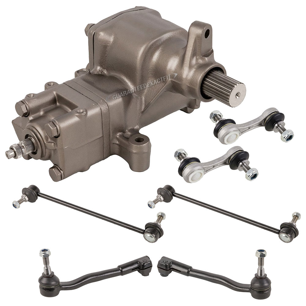 BMW 540 Gearbox and Suspension Kit