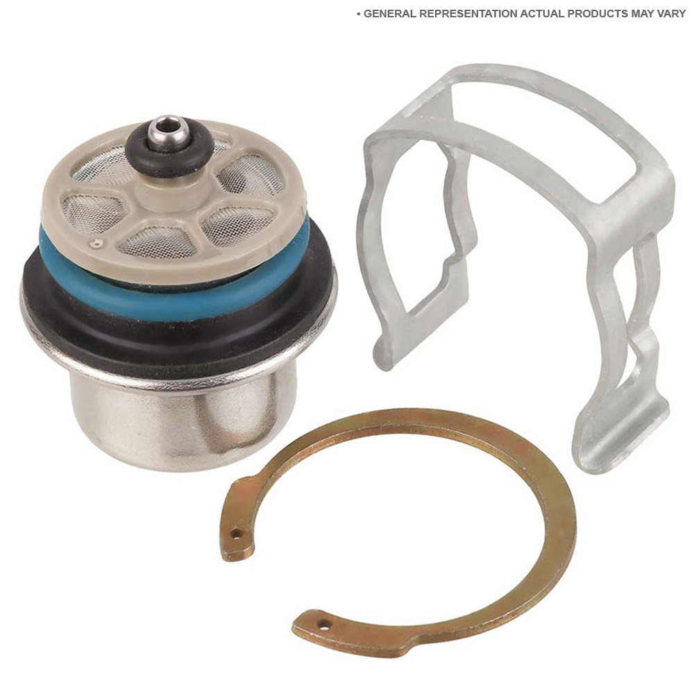 1990 Mercedes Benz 500SL Fuel Pressure Regulator