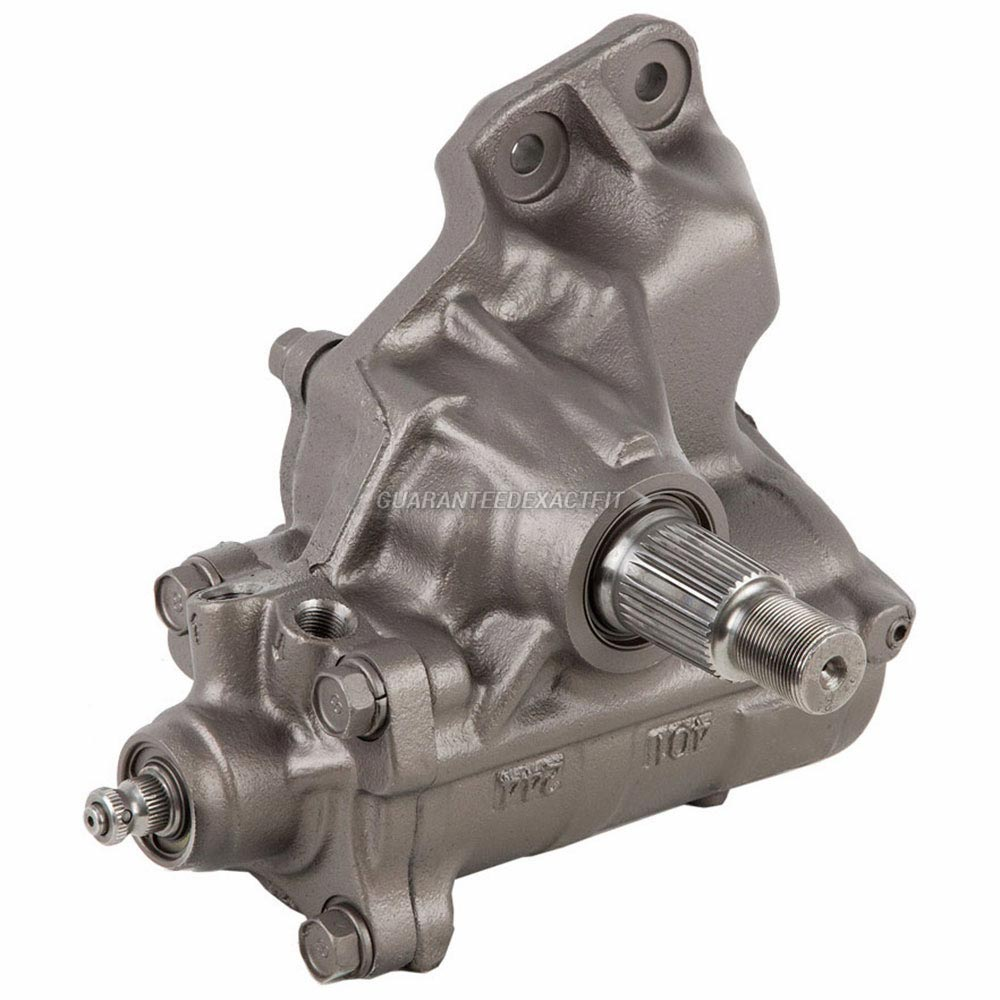 Isuzu N-Series Truck Power Steering Gear Box