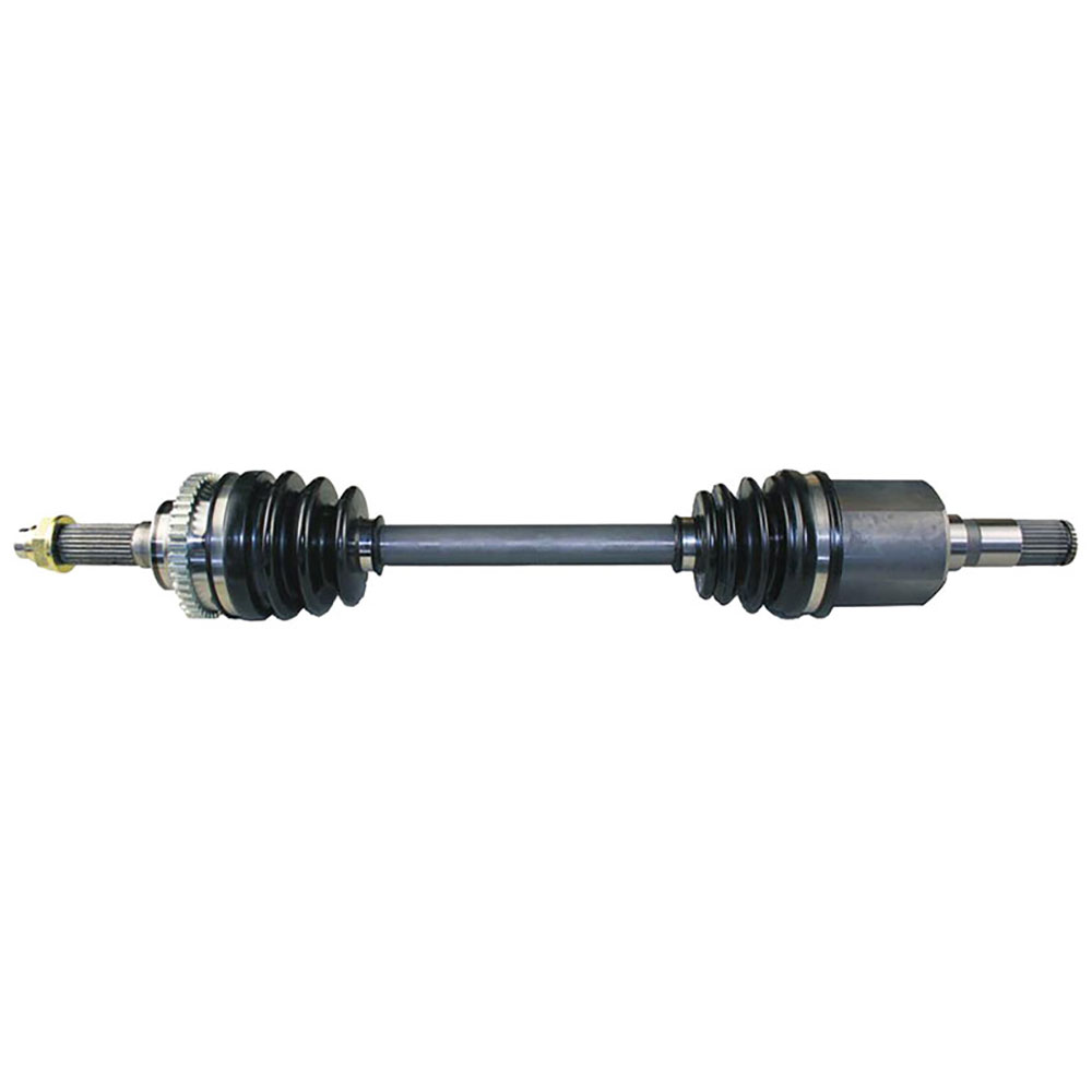 Drive Axle Front