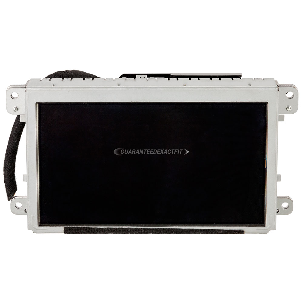 Audi s6 center module screen