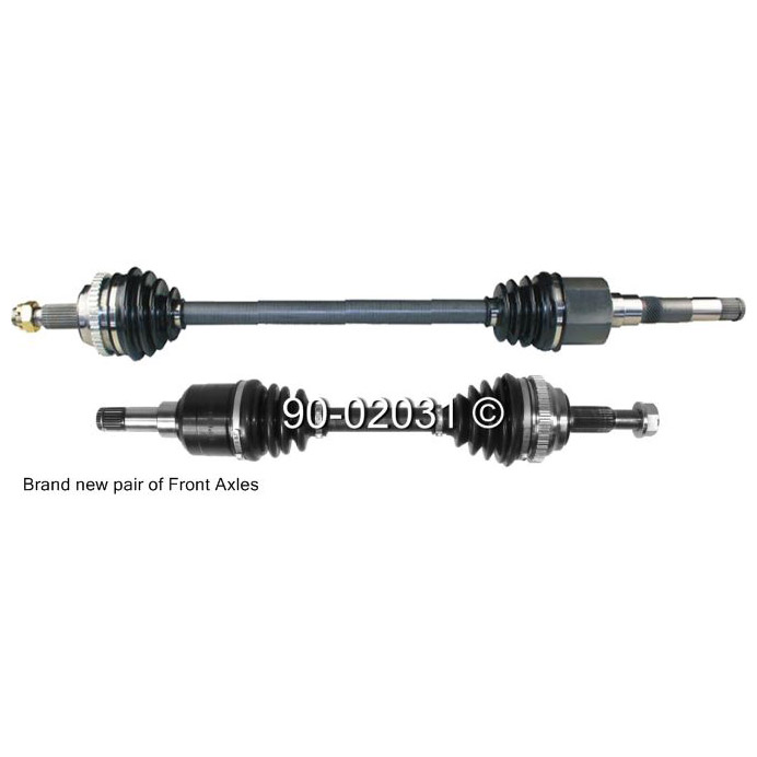 Plymouth  Drive Axle Kit