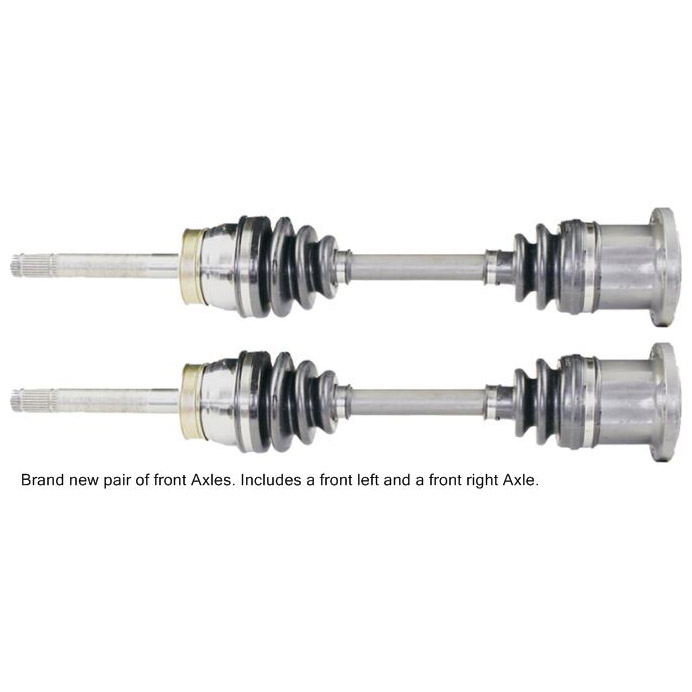 Nissan Frontier Drive Axle Kit
