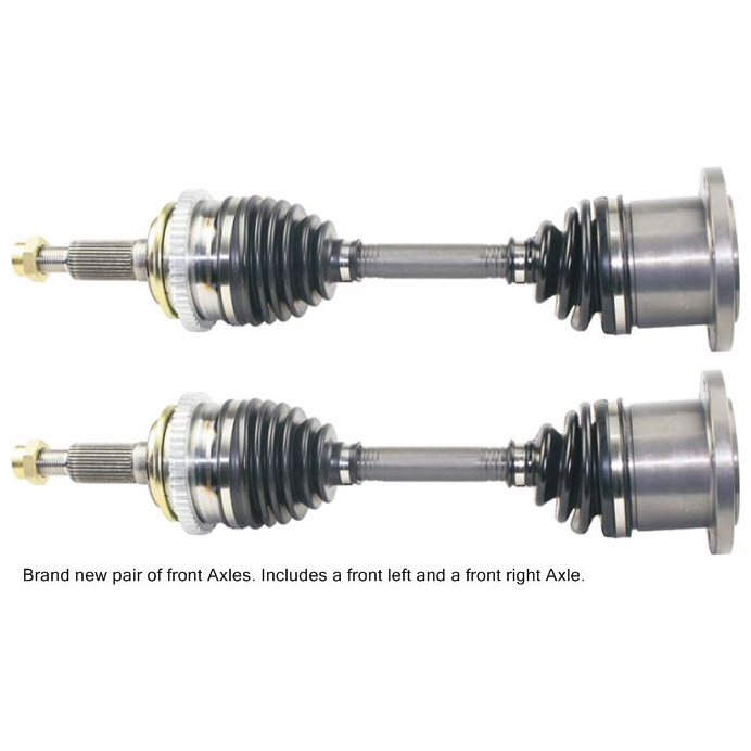 Chevrolet Suburban Drive Axle Kit