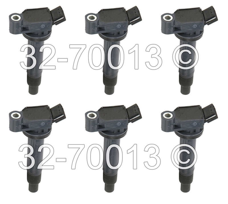 Lexus ES330 Ignition Coil Set