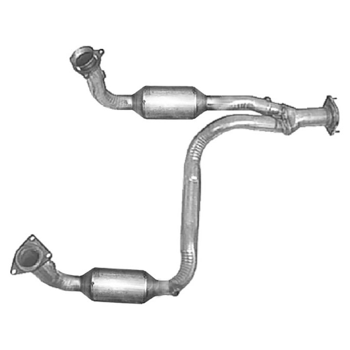 Catalytic Converter Carb Approved: Catalytic Converter Chevy Express At Woreks.co