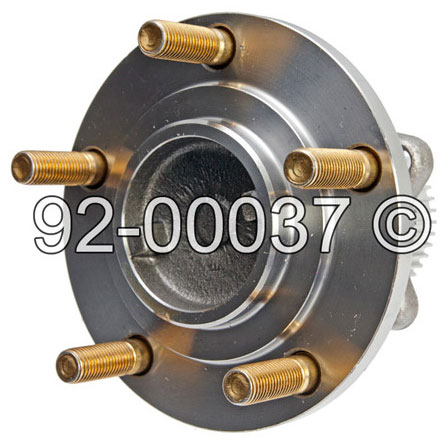 Wheel Hub Assembly 92-00037 AN