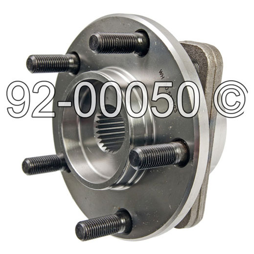 Chrysler  Wheel Hub Assembly
