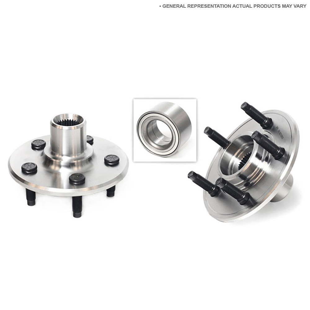 BMW  Wheel Hub Repair Kit