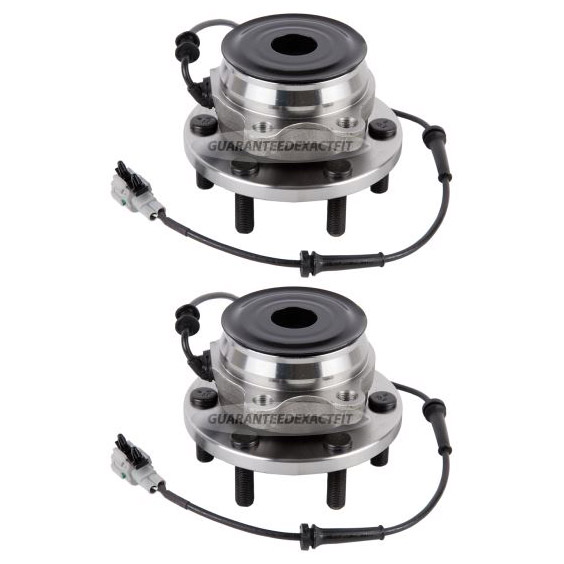 2005 Nissan Frontier Wheel Hub Assembly Kit