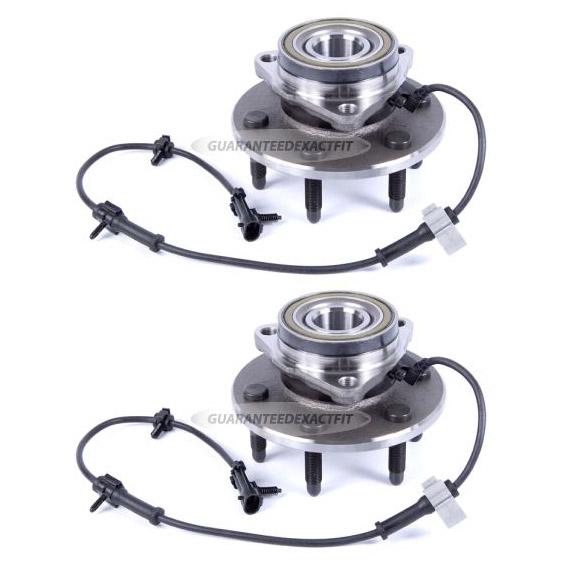 Chevrolet Suburban Wheel Hub Assembly Kit