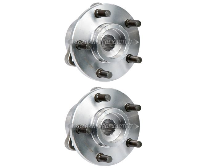 Jeep J10 Wheel Hub Assembly Kit