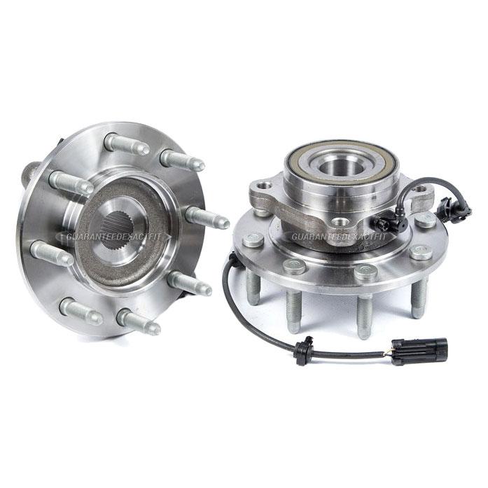 Wheel Hub Assembly Kit 92-90139 2H