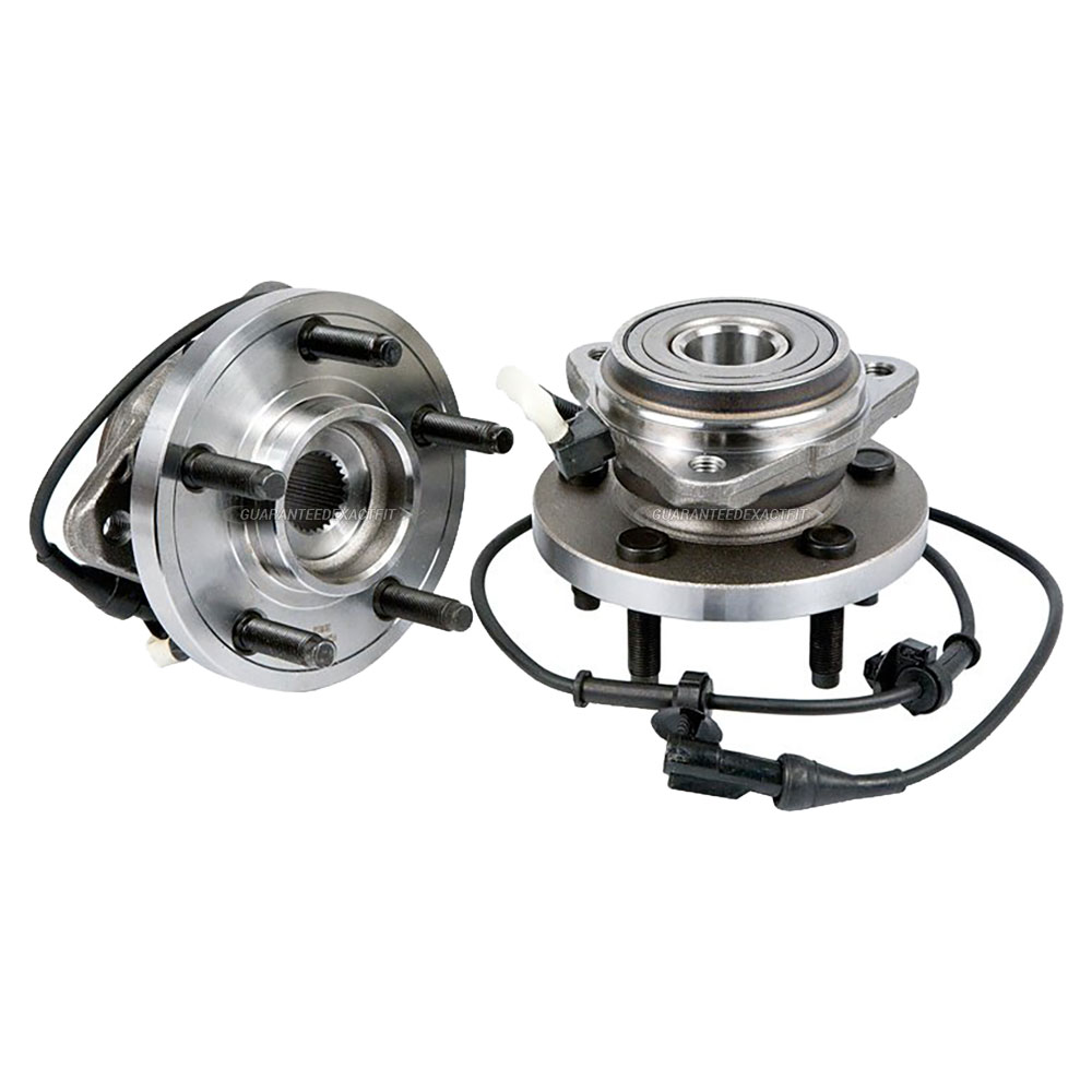 Ford Explorer Wheel Hub Assembly Kit
