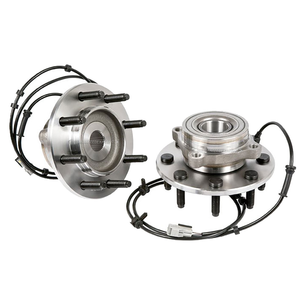 BuyAutoParts 92-901662H Wheel Hub Assembly Kit