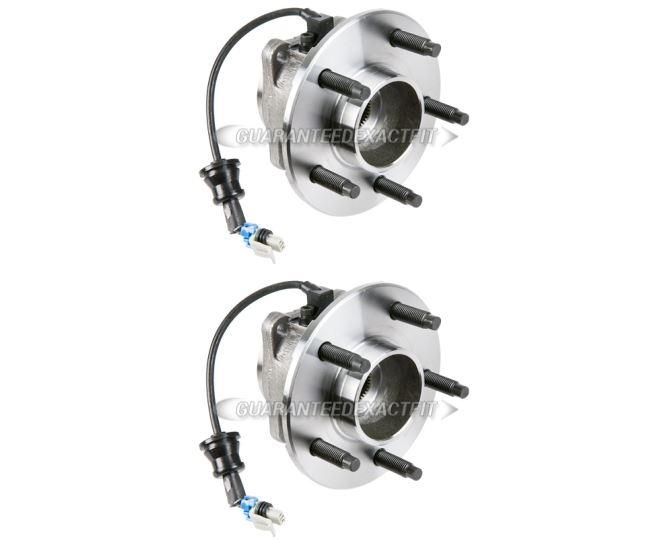 Wheel Hub Assembly Kit 92-90190 2H