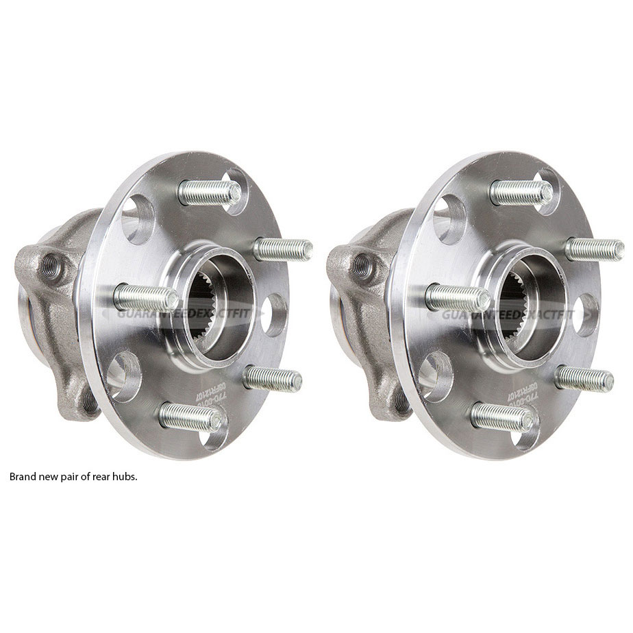 Lexus IS250 Wheel Hub Assembly Kit