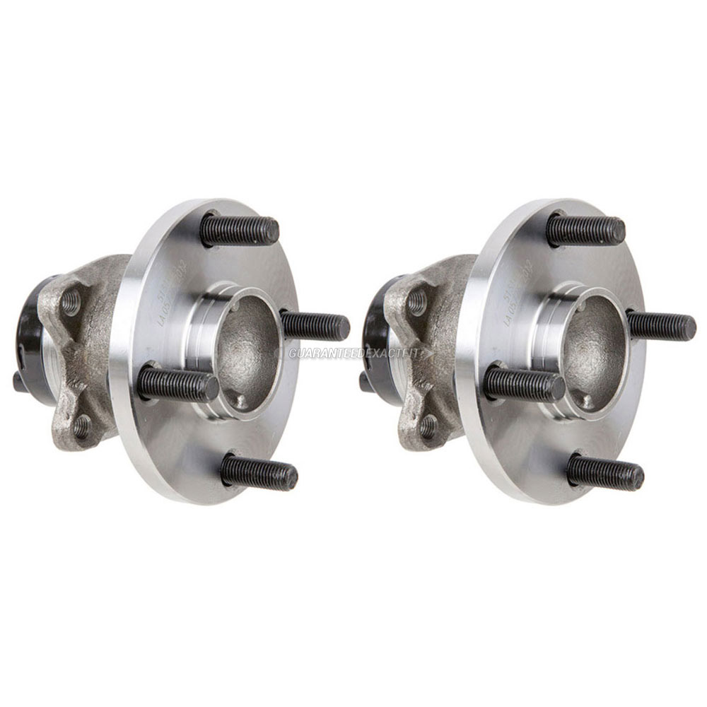 Wheel Hub Assembly Kits For Toyota Mr2 Spyder 2000 2005 Pair Of Kit