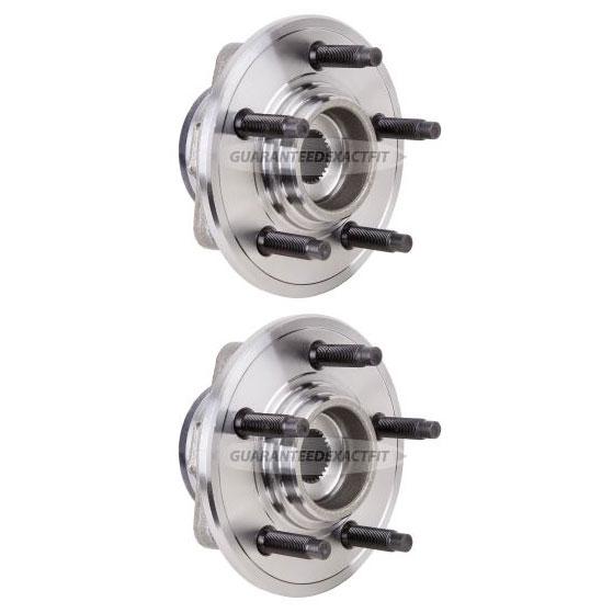 Ford Explorer Wheel Hub Assembly Kit