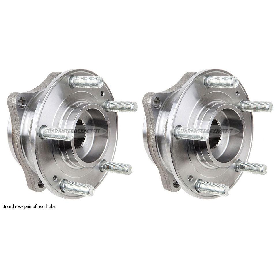 Hyundai Santa Fe Wheel Hub Assembly Kit