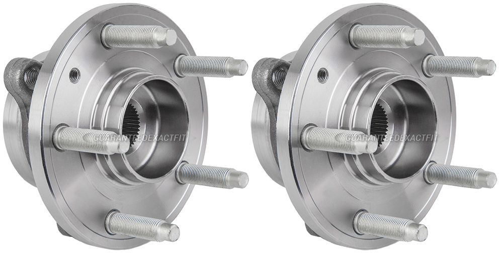 Lincoln MKT Wheel Hub Assembly Kit