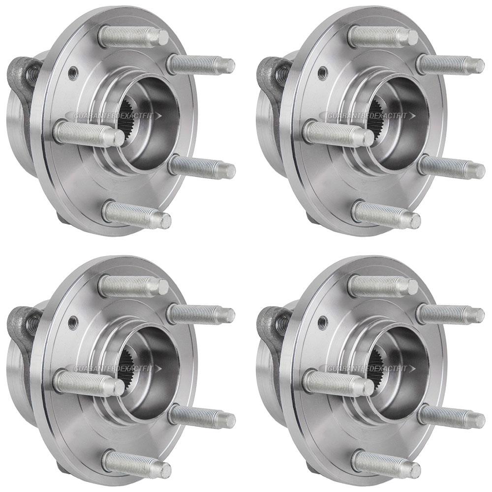 Wheel Hub Assembly Kit 92-90574 H4