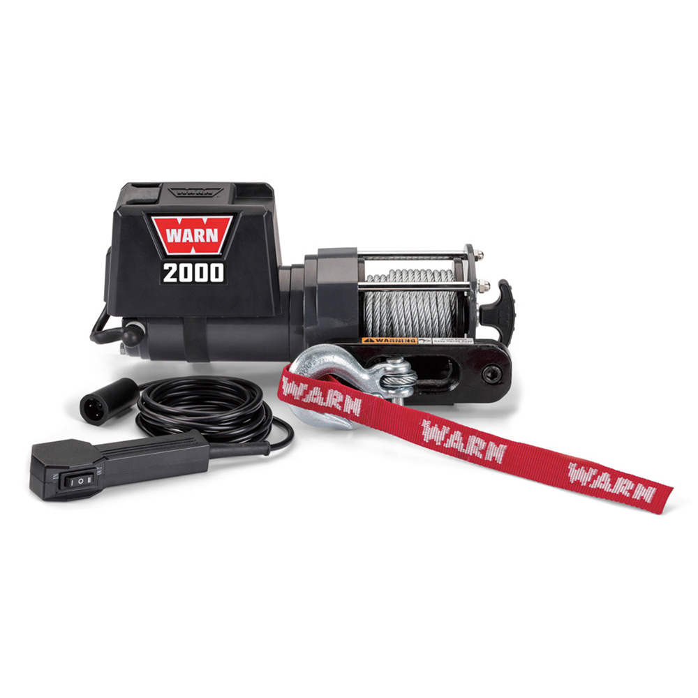 Specialty and Performance  Winch