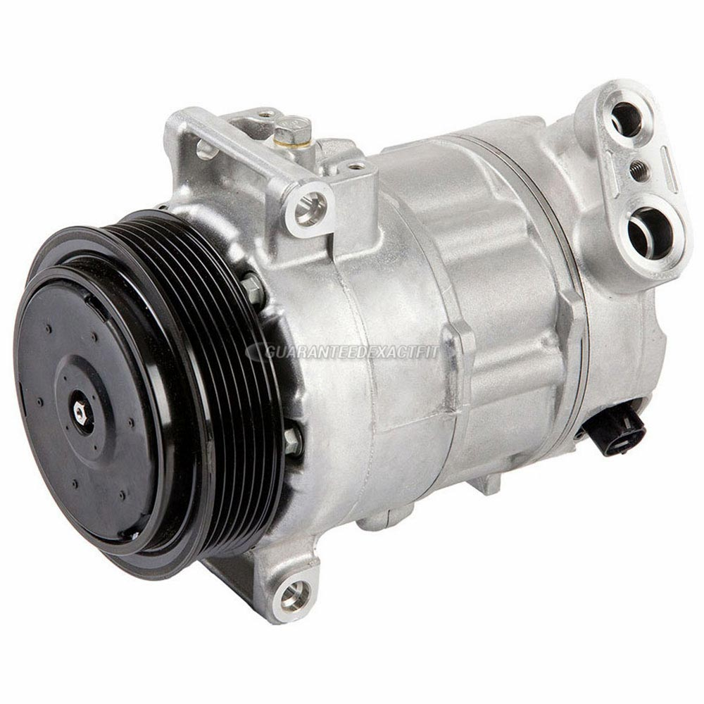Pontiac G8 New OEM Compressor w Clutch