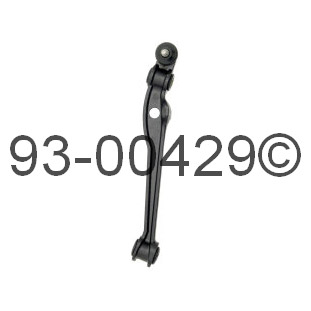 BMW 630 Control Arm