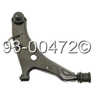 Plymouth Laser Control Arm