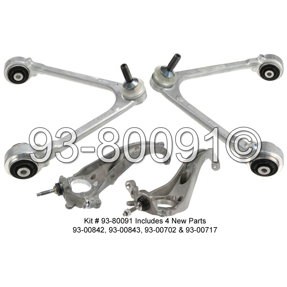 Jaguar  Control Arm Kit