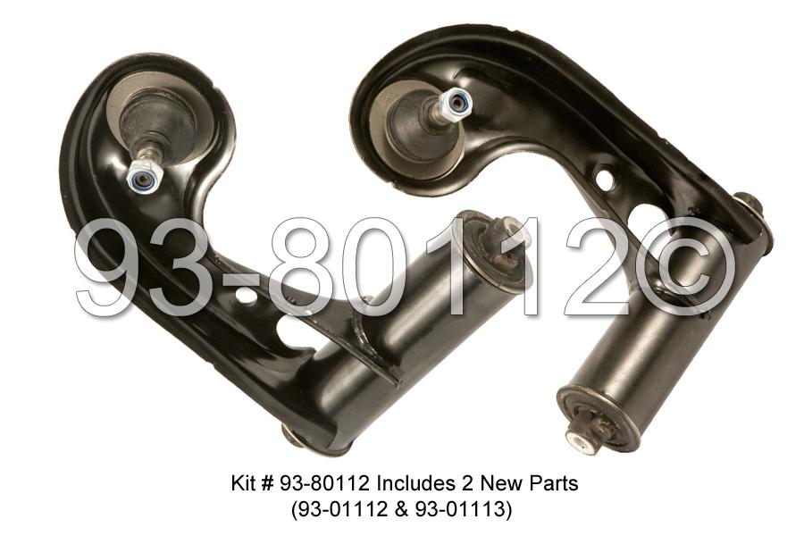 Mercedes_Benz C36 AMG Control Arm Kit