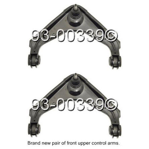 Hummer  Control Arm Kit