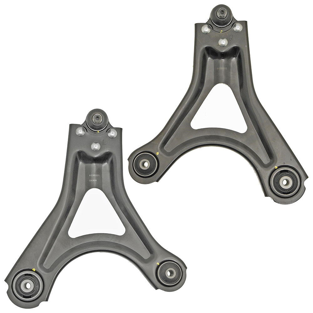 For Mercury Cougar 2000 2002 Replace 2fzw Remanufactured: 2000 Mercury Cougar Control Arm Kit Front Lower Control
