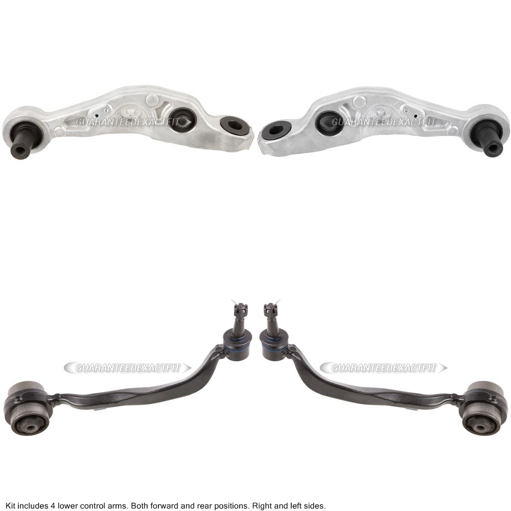 Lexus LS400 Control Arm Kit