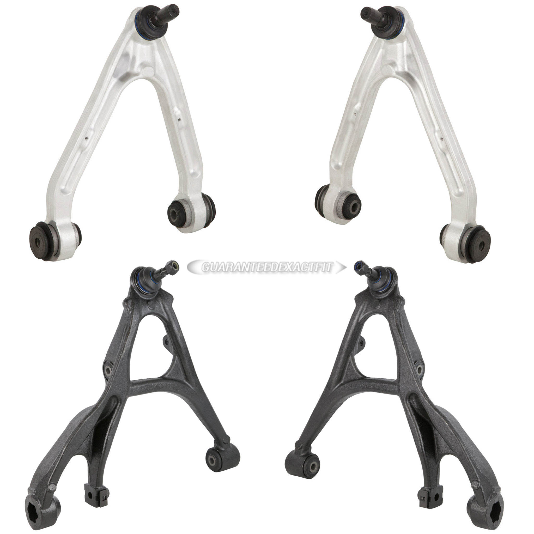 2006 Hummer H3 Control Arm Kit