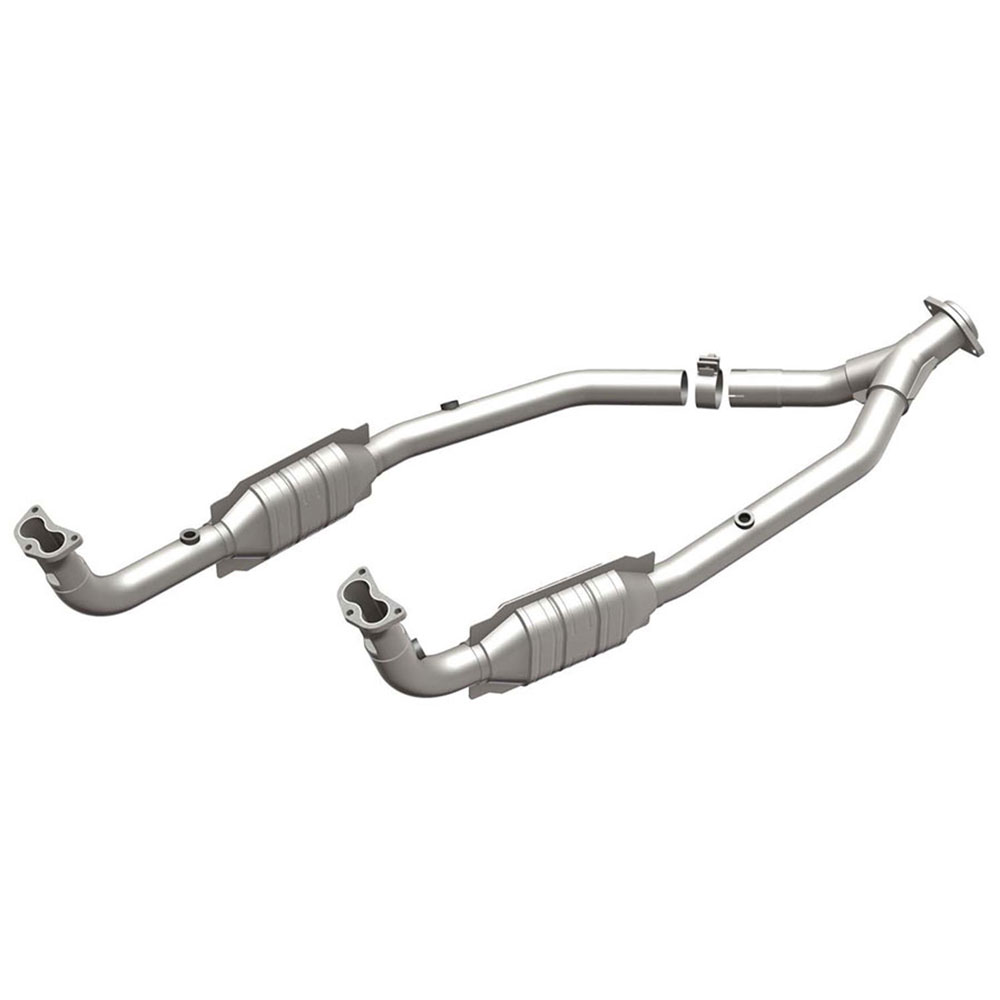 Land Rover Discovery Catalytic Converter Parts, View