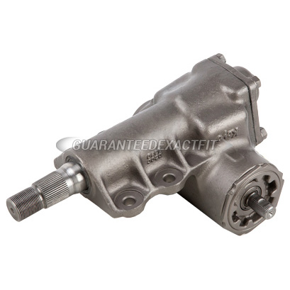 Nissan Frontier Manual Steering Gear Box