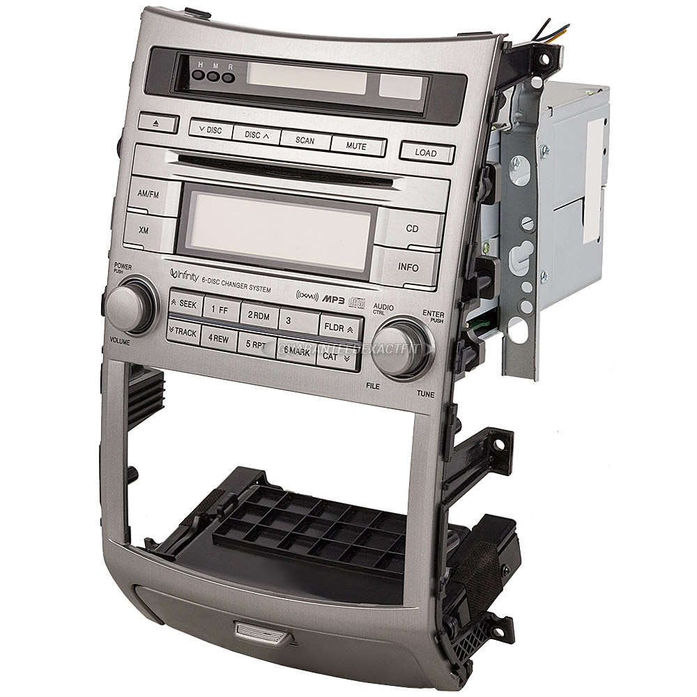 Radio or CD Player 18-41091 R