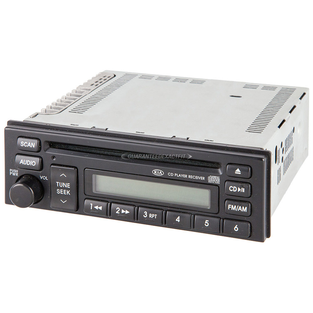 Kia Sorento Radio or CD Player