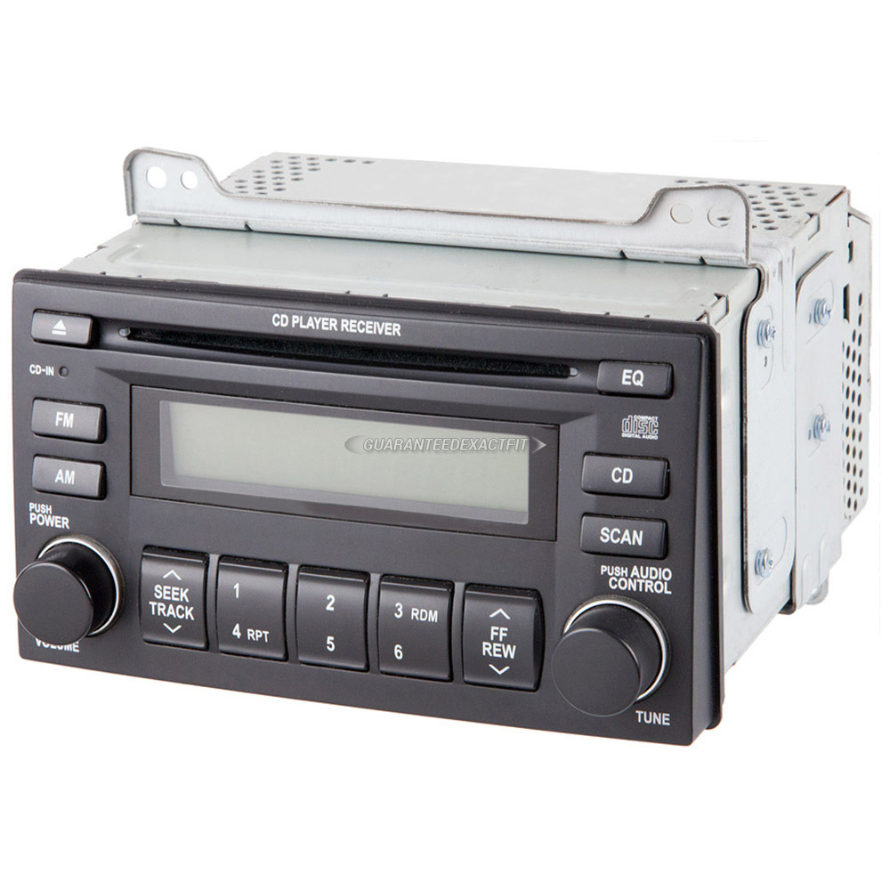 Kia Sedona Radio or CD Player