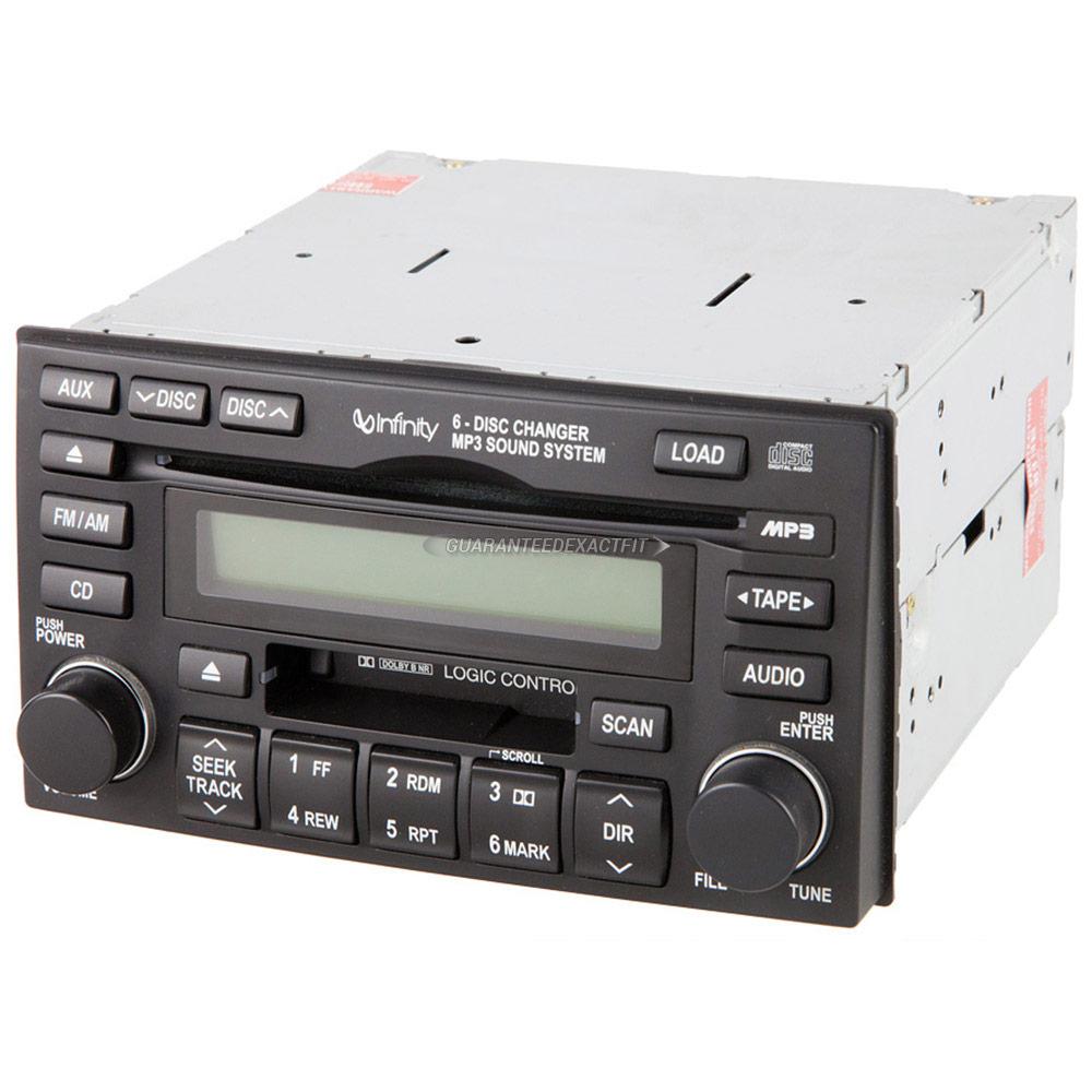 Kia Sedona Radio or CD Player