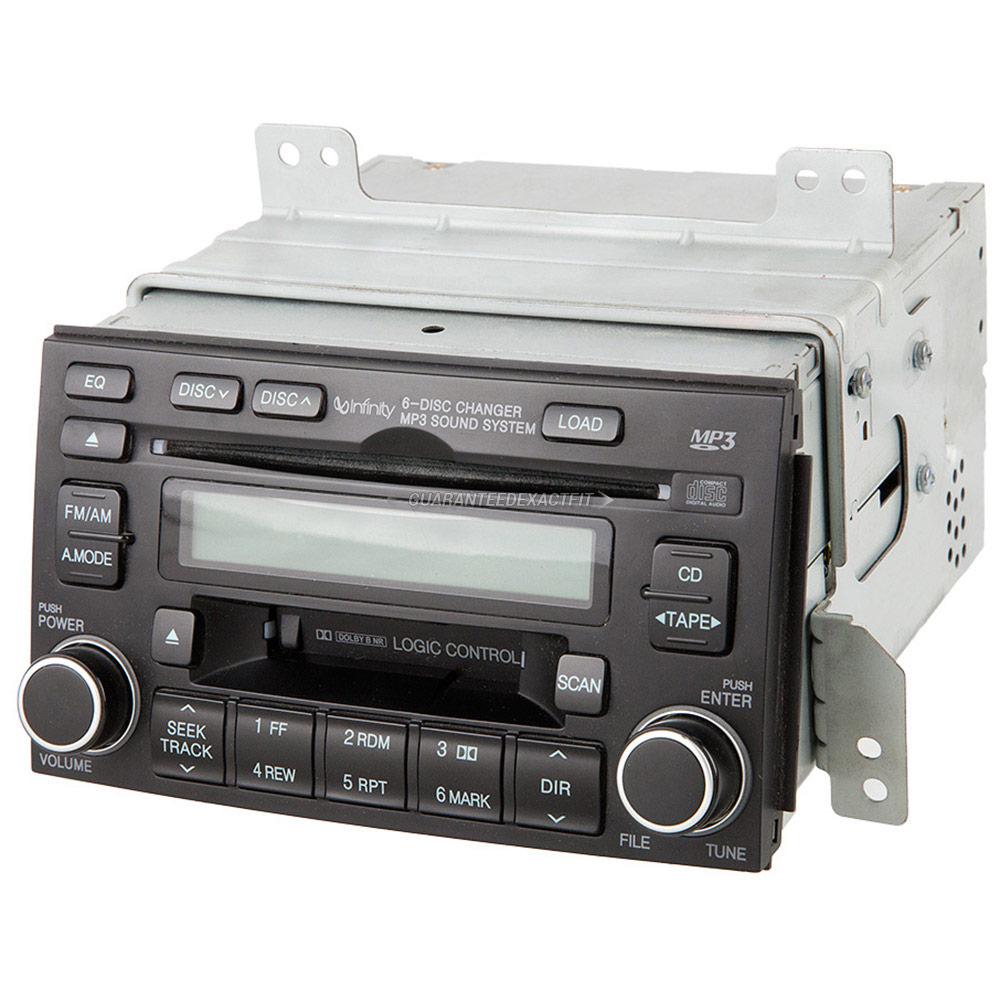 Hyundai Azera Radio or CD Player